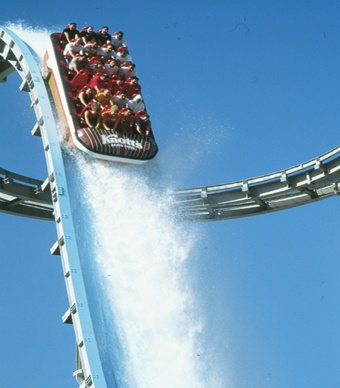 Record Breaking Theme Park Thrills