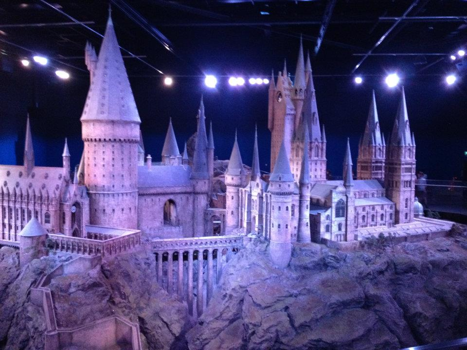 one of the newest places to see in london will excite the avid readers leavesden studios has opened its harry potter tour as of april 2012 - Must See London