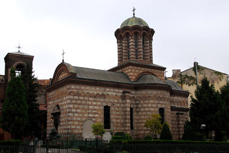 The Old Princely Court's Church