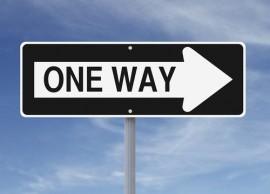 One Way Tickets